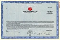Telemundo Group, Inc. - Delaware 1988