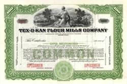 Tex-O-Kan Flour Mills Company ( Burris Mills )