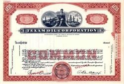 Texam Oil Corporation