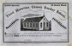 Third Moravian Church Sunday School - Harrowgate, Philadelphia