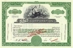 Thor Corporation (Allied Paper) 1956