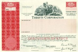 Thrifty Corporation - California