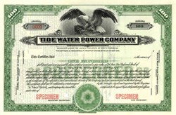 Tide Water Power Company - North Carolina