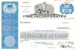 Time Incorporated ( Pre Warner Communications and AOL mergers )