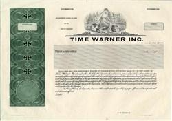 Time Warner Inc. - Delaware
