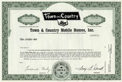 Town & Country Mobile Homes, Inc,  Texas