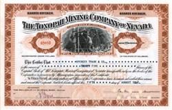 Tonopah Mining Company of Nevada - 1945