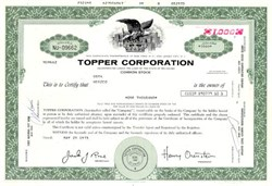 Topper Corporation - Famous Johnny Lightning and Dawn Doll Toy Maker