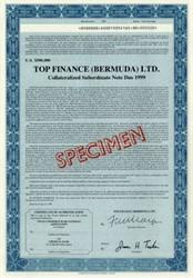 Top Finance (Bermuda) Ltd. 1989