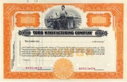 Toro Manufacturing Company