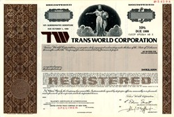 Transworld Corporation ( TWA ) - Delaware 1979