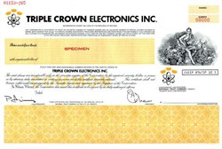 Triple Crown Electronics Inc. - Ontario, Canada