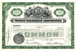 Transit Investment Corporation - Pennsylvania 1946