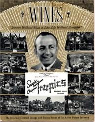 Tropics Restaurant Wine List - Beverly Hills, California