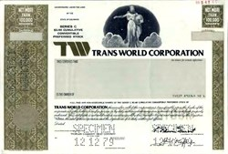 Trans World Airlines, Inc. (TWA) - Delaware 1979