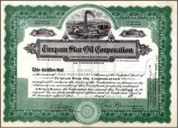 Tuxpam Star Oil Corporation