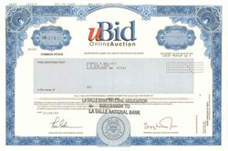uBid Online Auction