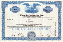 Ultra - Jet Industries, Inc.
