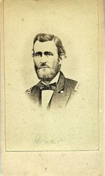 Ulysses S. Grant Photograph - Civil War Era