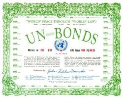 UN American BOND 1962