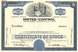 United Control Corporation - Washington