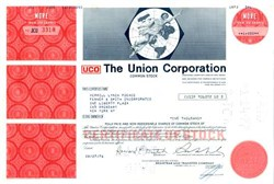 The Union Corporation