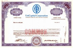 UniCapital Corporation ( Schlumberger Company )