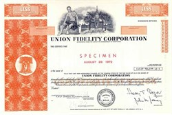 Union Fidelity Corporation