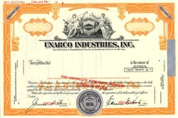 Unarco Industries, Inc. (Shopping cart maker) - Delaware 1970