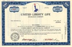United Liberty Life Insurance Company - Dallas, Texas 1967