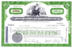 United Merchants and Manufacturers, Inc.