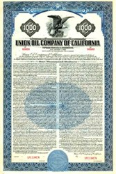 Union Oil Company of California 1937