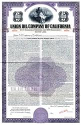 Union Oil Company of California - California 1952