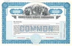 United Public Service Corporation