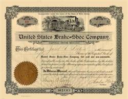 United States Brake-Shoe Company 1905