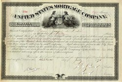 United States Mortgage Company 1873