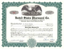 United States Pharmacal Co.
