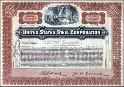 United States Steel Corporation  - Terrific Vignette