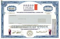 United States Basketball League (USBL)
