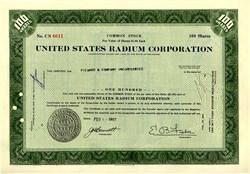 United States Radium Company (Famous Radium Girls Lawsuit and Play)