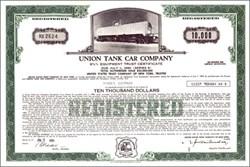Union Tank Car Company ( Now TransUnion )