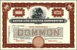 United Zinc Smelting Corporation