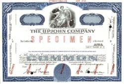 Upjohn Company ( Now Pfizer ) - 1971
