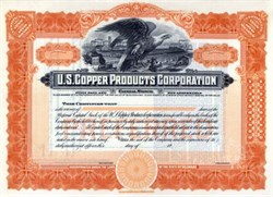 U.S. Copper Products Corporation