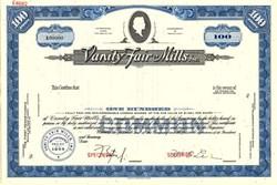 Vanity Fair Mills - Pennsylvania
