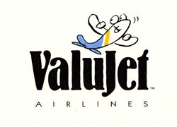 ValuJet First Flight Certificate