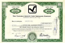 Variable Annuity Life Insurance Company