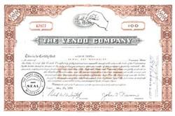 Vendo Company - Missouri 1959 ( Made Coin Operated Coke Machines )