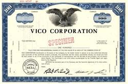 Vico Corporation - Delaware 1969