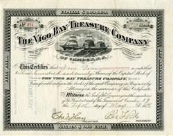 Vigo Bay Treasure Company - 1886